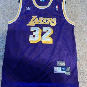 Lakers Magic Johnson Jersey